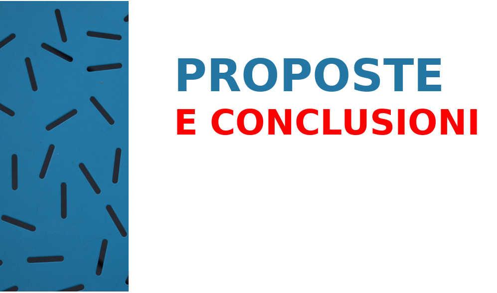 proposte-e-conclusioni